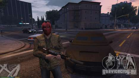 The Lifeinvader Heist для GTA 5 восьмой скриншот