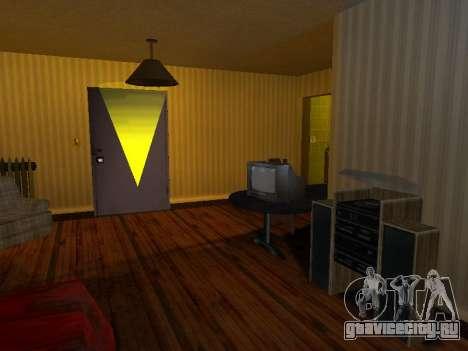 Телевизор Березка 37ТЦ-5141Д для GTA San Andreas третий скриншот