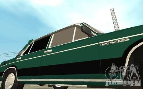 ВАЗ 2103 Спорт-тюнинг для GTA San Andreas вид слева