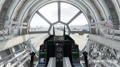 TIE Interceptor для GTA 5 пятый скриншот