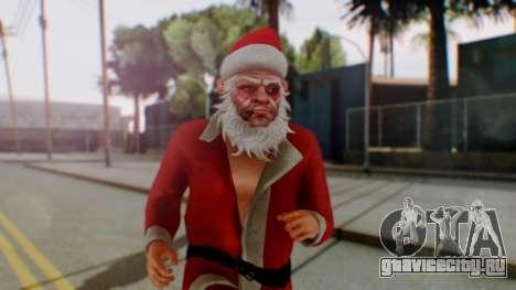 GTA Online Festive Surprise Skin 2 для GTA San Andreas
