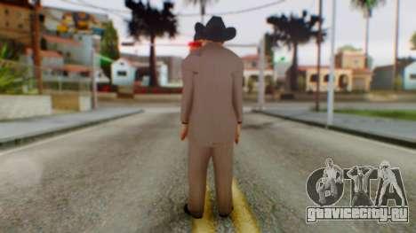 WWE Jim Ross для GTA San Andreas третий скриншот