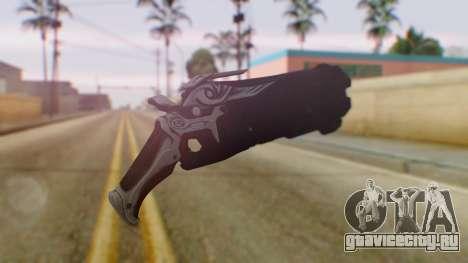 Reaper Weapon - Overwatch для GTA San Andreas второй скриншот