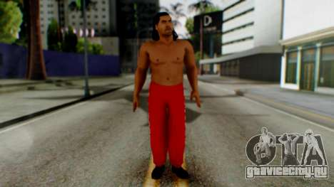 The Great Khali для GTA San Andreas второй скриншот