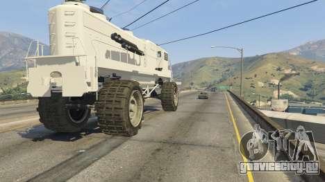 Monster Train для GTA 5 руль и приборная панель