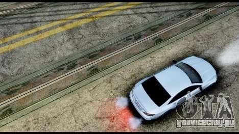 New HD Roads для GTA San Andreas четвёртый скриншот