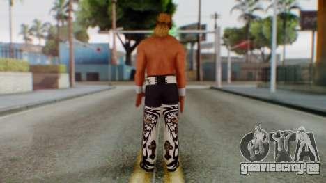 WWE HBK 3 для GTA San Andreas третий скриншот