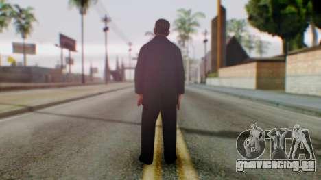 WWE Michael Cole для GTA San Andreas третий скриншот