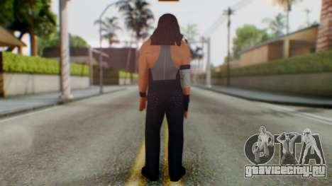 WWE Diesel 2 для GTA San Andreas третий скриншот