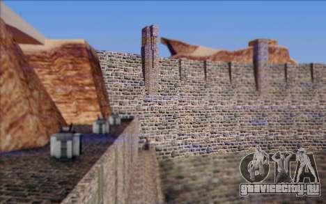 Новая дамба для GTA San Andreas четвёртый скриншот