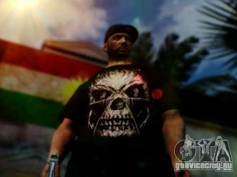 Для-ч Gangsta13 для GTA San Andreas