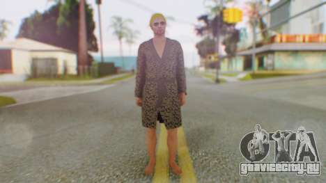 GTA Online Executives and other Criminals Skin 3 для GTA San Andreas второй скриншот