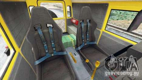 Land Rover Defender 90 1990 v1.1 для GTA 5 вид справа