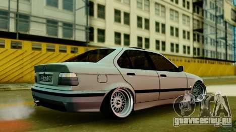 BMW 320 E36 для GTA San Andreas вид слева