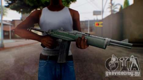 Vice City Ruger для GTA San Andreas третий скриншот