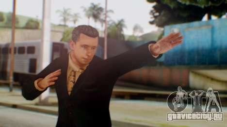 WWE Michael Cole для GTA San Andreas