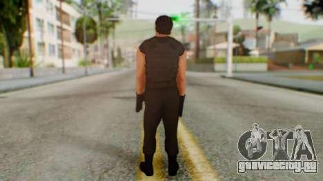 Dean Ambrose для GTA San Andreas третий скриншот