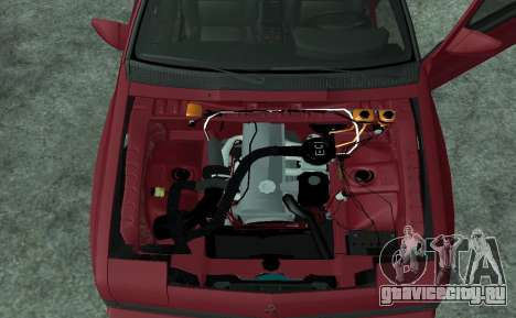 Mitsubishi Starion ECI-R для GTA San Andreas вид справа