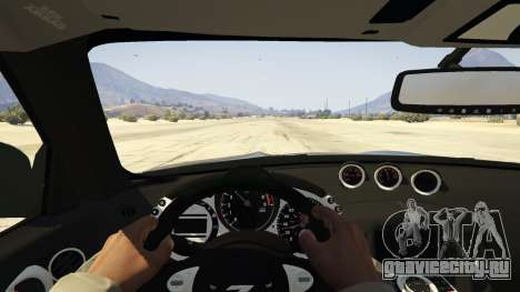 Nissan 370z v2.0 для GTA 5