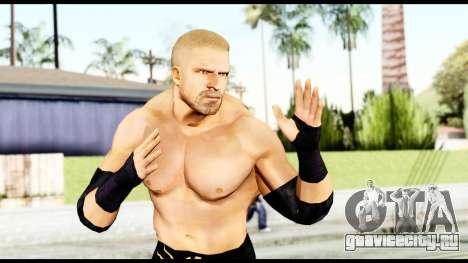 WWE Triple H для GTA San Andreas