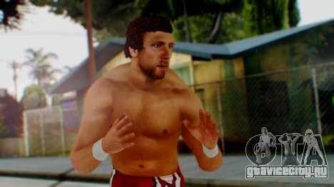Daniel Brian для GTA San Andreas