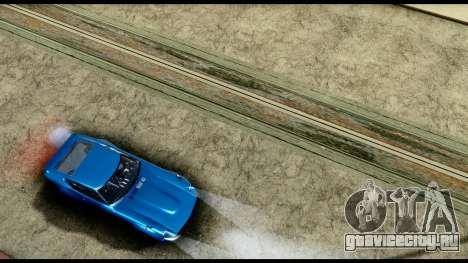 New HD Roads для GTA San Andreas пятый скриншот
