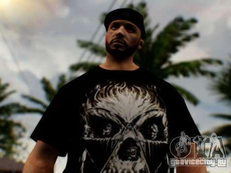 Для-ч Gangsta13 для GTA San Andreas третий скриншот