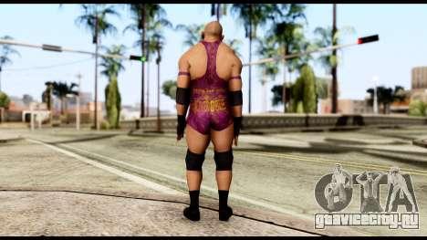 WWE Ryback для GTA San Andreas третий скриншот