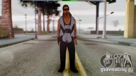 WWE Diesel 1 для GTA San Andreas второй скриншот