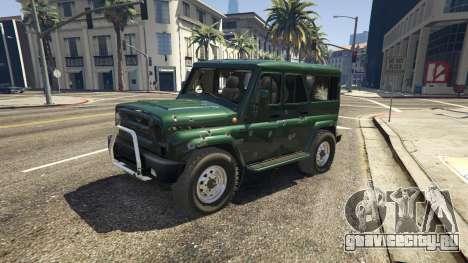 УАЗ 3159 Porpoising для GTA 5