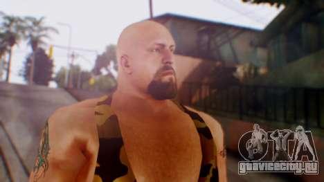 WWE Big Show для GTA San Andreas