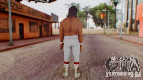 Ricky Steam 1 для GTA San Andreas третий скриншот