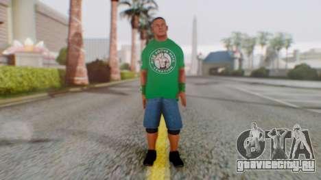 John Cena для GTA San Andreas второй скриншот