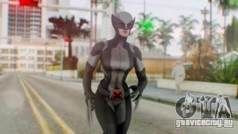 Marvel Heroes X-23 (All new Wolverine) v2 для GTA San Andreas