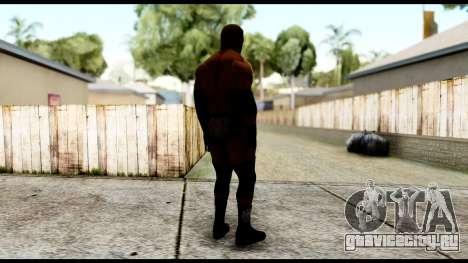 WWE Triple H для GTA San Andreas третий скриншот