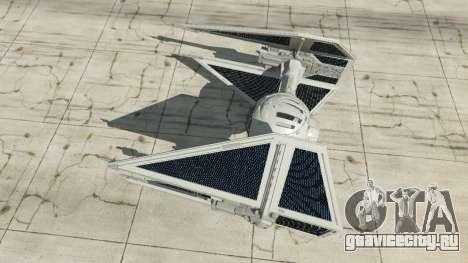 TIE Interceptor для GTA 5 четвертый скриншот