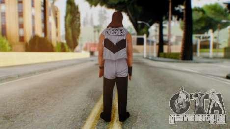 WWE Diesel 1 для GTA San Andreas третий скриншот