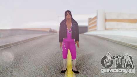 Bret Hart 2 для GTA San Andreas второй скриншот