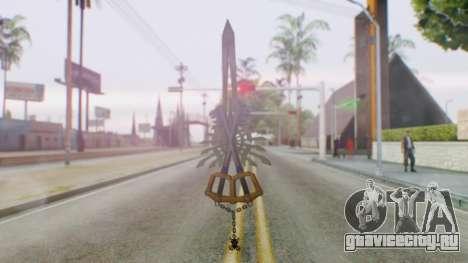 KHBBSFM - X-Blade для GTA San Andreas второй скриншот