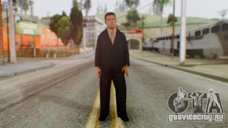WWE Michael Cole для GTA San Andreas второй скриншот