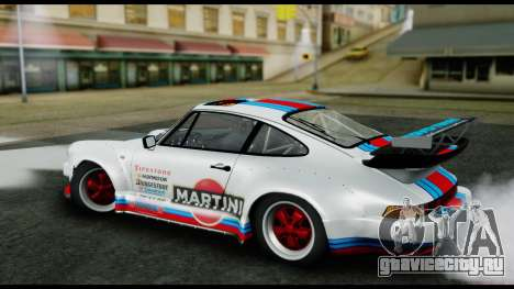 Porsche 911 Turbo 3.2 Coupe (930) 1985 для GTA San Andreas вид слева