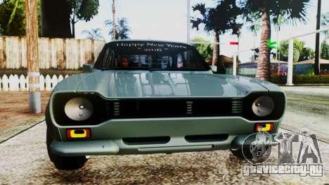 Ford Escort Mk1 для GTA San Andreas вид справа