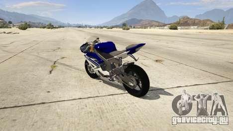 Yamaha YZF-R6 2014 для GTA 5