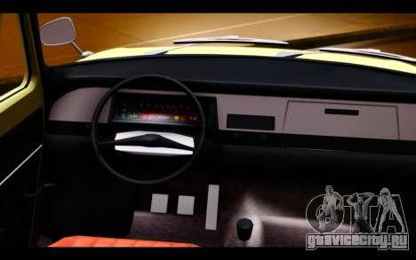 Skoda 100 для GTA San Andreas вид справа