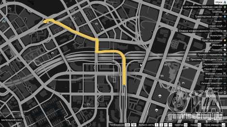 The Lifeinvader Heist для GTA 5 четвертый скриншот