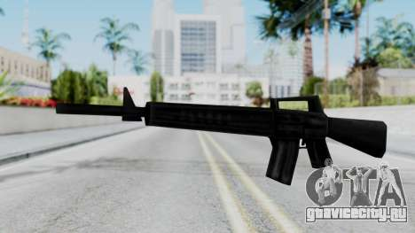 GTA 3 M16 для GTA San Andreas