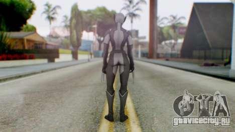 Marvel Heroes X-23 (All new Wolverine) v2 для GTA San Andreas третий скриншот