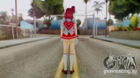 Katagiri Kyoka для GTA San Andreas третий скриншот
