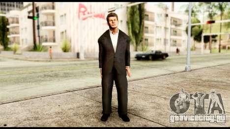 WWE Vince для GTA San Andreas второй скриншот