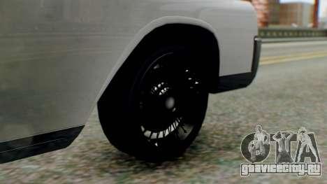 GTA 5 Vapid Chino Tunable IVF PJ для GTA San Andreas вид сзади слева